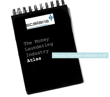 The Scalaris ECI AG Money Laudering Industry Atlas